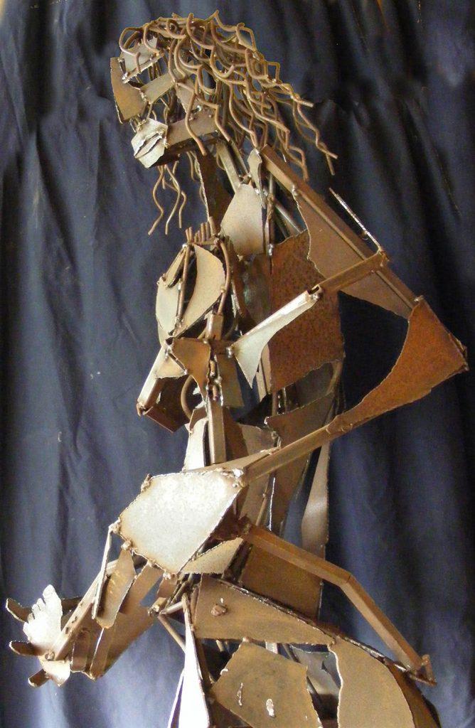 Mother & Child Sculpture Greta Berlin
