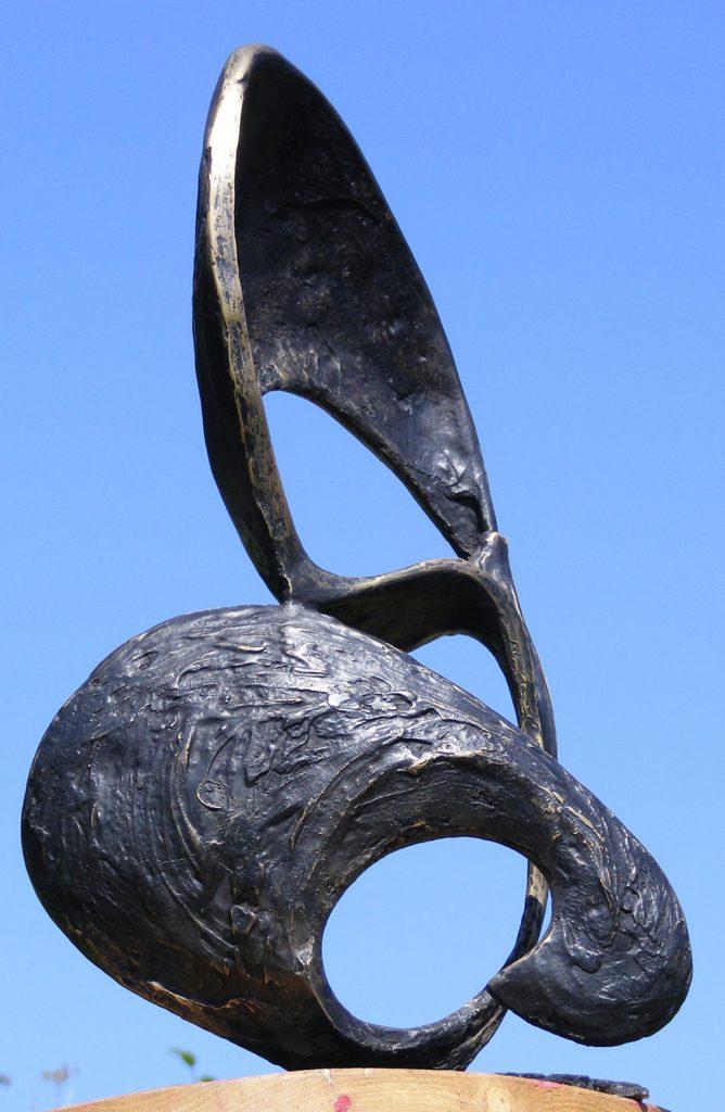 Vortex Small Sculpture Greta Berlin