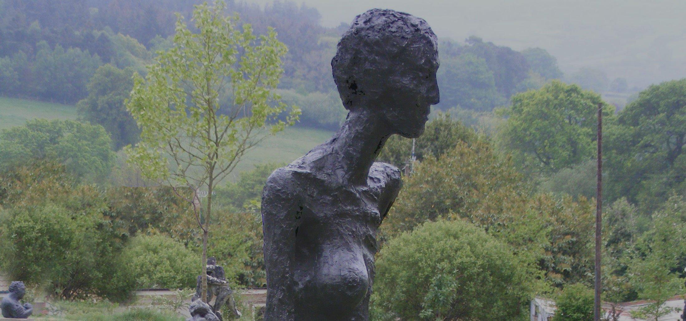Women Sculpture - By Greta Berlin