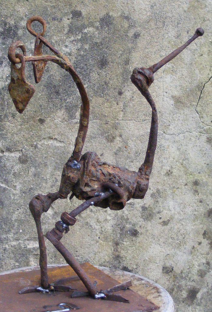 Renewal Sculpture - Greta Berlin