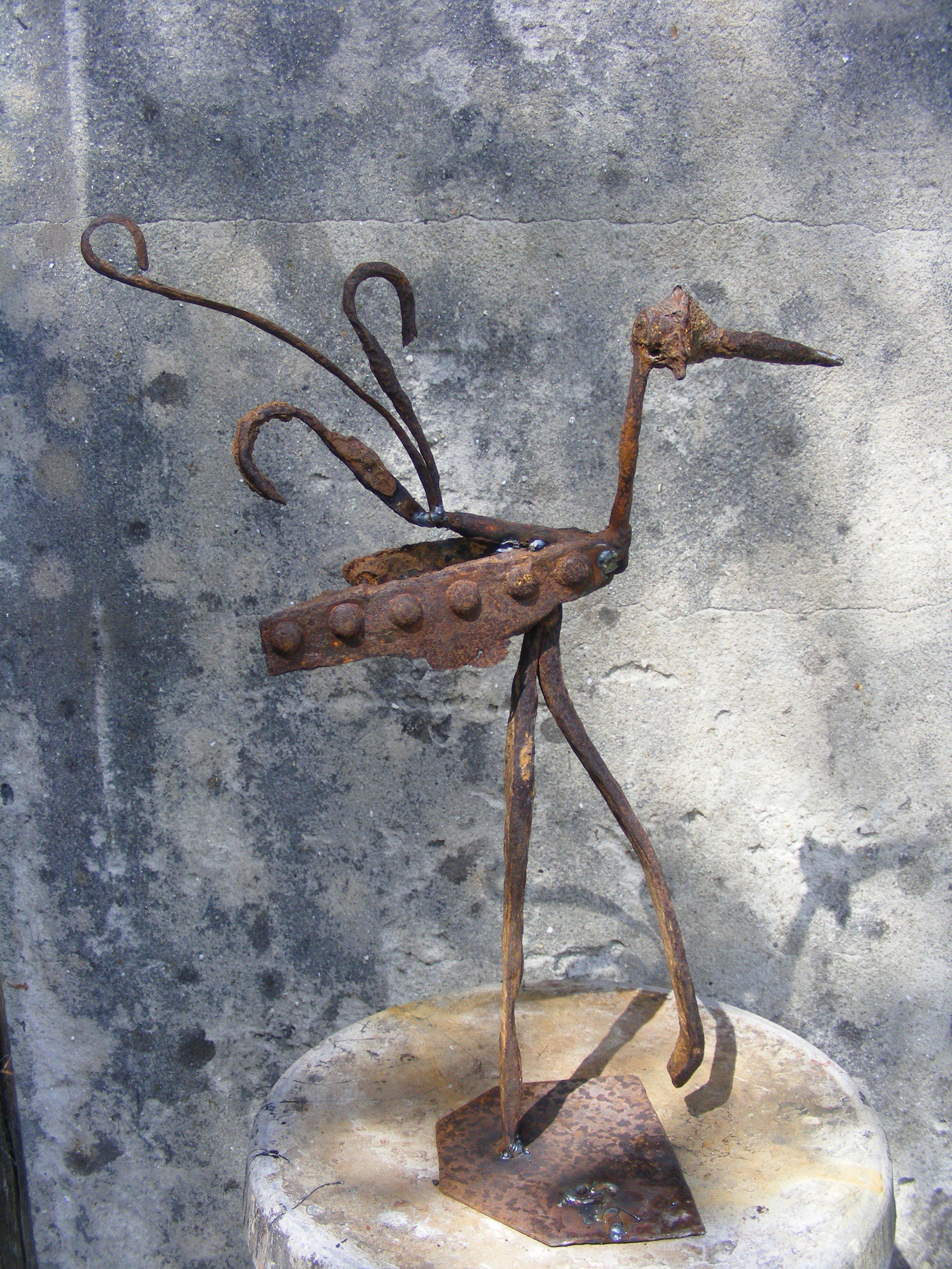 Detritus Bird Dancing