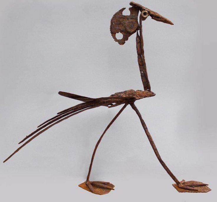Detritus Bird Erik