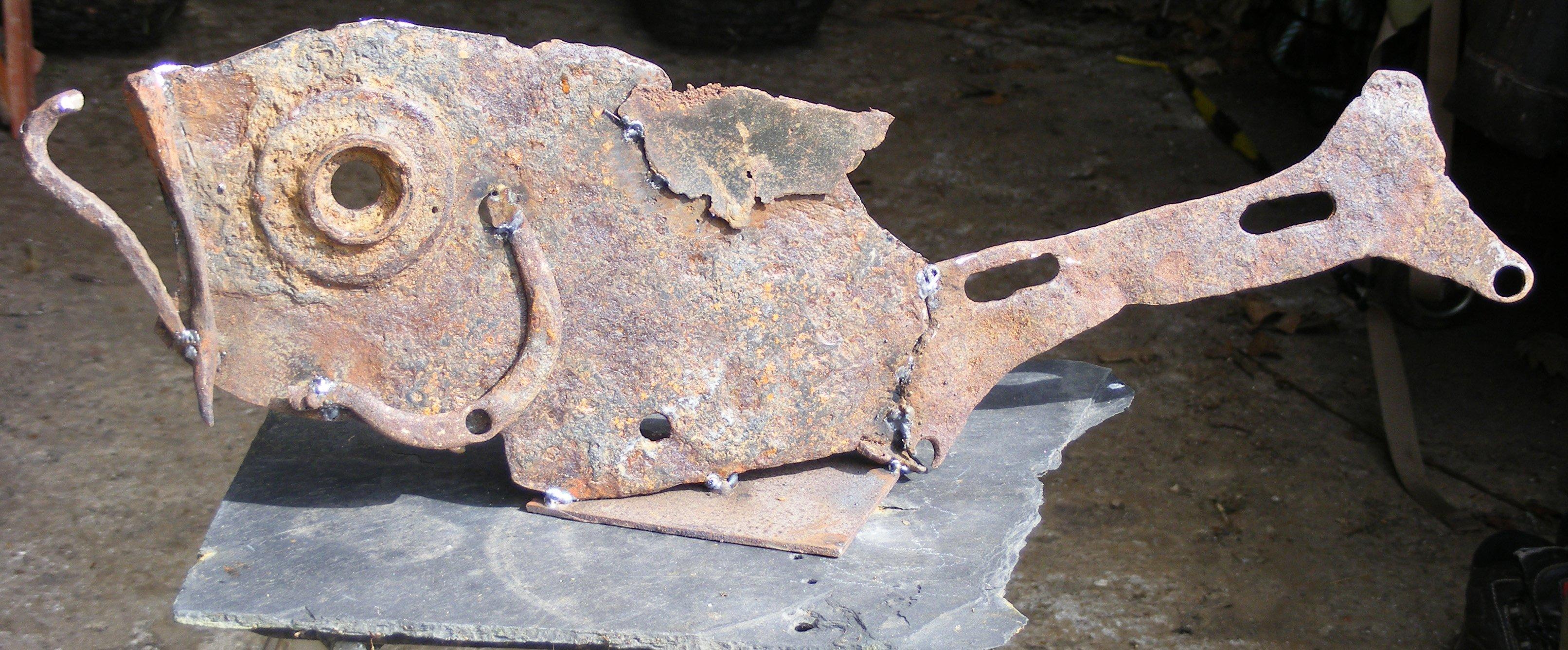 Detritus Fish